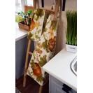 Набор (фартук+полотенце) WSI Тыква 100% хлопок