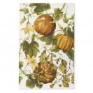 Кухонное полотенце WSI Ботаническая тыква 51см*76см 100% хлопок